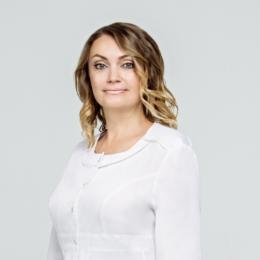 Меньшикова (Атаманюк) Лариса Владимировна
